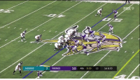 Memes, Nfl, and Vikings: 7 VIKINGS  10 4th 5:19 13 1st & 10  JAGUARS If this is a penalty the NFL might as well eliminate tackling from the sport. https://t.co/V4CQXSiPhe
