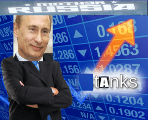 Russia, Dank Memes, and Vehicle: 70  286 0168  2.286 14563  .9%  0.17  156 0287  W Anks  02  O.1204  0.234  0.1902  .213  N/A when a vehicle cuts off on an empty road in Russia