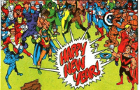 Happy new year everyone -HULK: ,が30  kaly and  ifiA Happy new year everyone -HULK