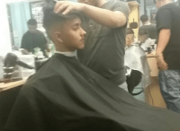 When you accept the fact that your barber fucked up your hair and you can't do anything about it: When you accept the fact that your barber fucked up your hair and you can't do anything about it