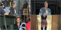 Funny, Life, and Boots: Miley in thigh high boots saved my life
