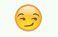 The amount of sexual tension this emoji holds is unreal