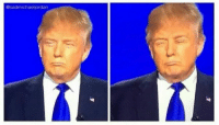"""When you photoshop Donald Trump""""s lips onto his eyes he literally looks the same - Pics: """"When you photoshop Donald Trump's lips onto his eyes he literally looks the same When you photoshop Donald Trump""""s lips onto his eyes he literally looks the same - Pics"""