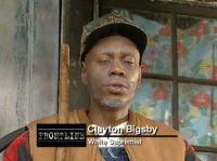 When Donald Trump says he has black supporters: When Donald Trump says he has black supporters   Clayton Bigsby When Donald Trump says he has black supporters