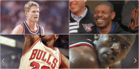 "Michael Jordan was a savage: He punched Bulls teammate Steve Kerr  in the face during a scrimmage  Getty Images  Kerr said he talked back to MU during training  camp, and then  ""He punched me in the face...It was one of  the best things that ever happened for me.  I needed to stand up and go back at him. I  think I earned some respect. But, we have  a great relationship ever since...you gotta  prove it and then once you prove it, you're  fine Michael Jordan was a savage"