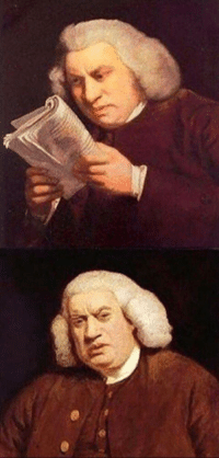 reading the first question on the exam like: reading the first question on the exam like