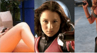 Damn, that spy kid is grown up and no longer undercover.: Damn, that spy kid is grown up and no longer undercover.
