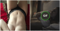 Even Smokey The Bear approves of burning bras.: GIF Even Smokey The Bear approves of burning bras.
