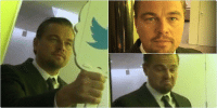 Leonardo DiCaprio taking a selfie and being impressed with it just improved my life span by 50 years: Neuer Leonardo DiCaprio taking a selfie and being impressed with it just improved my life span by 50 years
