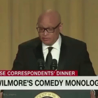 """You did it my nigga!"" - Larry Wilmore to President Obama: SE CORRESPONDENTS' DINNER  ILMORE'S COMEDY MONOLOG ""You did it my nigga!"" - Larry Wilmore to President Obama"