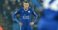 Leicester City's Jamie Vardy Reveals His Toughest Premier League Opponent!: KING  POWER Leicester City's Jamie Vardy Reveals His Toughest Premier League Opponent!