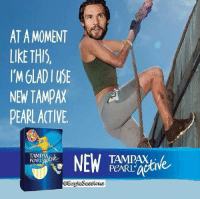 New Sam Bradford ad😂 (via @EagleSessions ): AT A MOMENT  LIKE THIS  NEW TAMPAX  PEARL ACTIVE  TAMPAX  TAMPA New Sam Bradford ad😂 (via @EagleSessions )