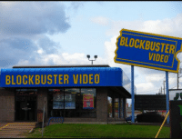 Blockbuster, Funny, and Videos: BLOCKBUSTER VIDEO  BLOCKBUSTER  VIDEO An ancient artifact