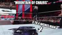 """A MOUNTAIN: """"MOUNTAIN OF CHAIRS""""  R3TO4INCHES HIGHT A MOUNTAIN"""