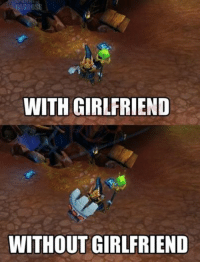 With girlfriend: Veigar Without girlfriend: Arcade Veigar: WITH GIRLFRIEND  WITHOUT GIRLFRIEND With girlfriend: Veigar Without girlfriend: Arcade Veigar