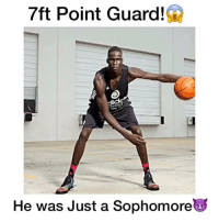 Thon Maker as a Sophmore👀 - Follow @dunkfilmz for More!: 7ft Point Guard!  He was Just a Sophomore Thon Maker as a Sophmore👀 - Follow @dunkfilmz for More!