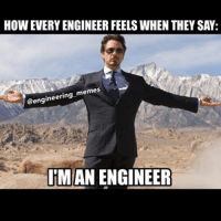 Yeah, I'm an Engineer 😏 I can build the Iron Man 😁 engineer engineering engineering_memes tonystark ironman thatfeeling thefeels trustmeimanengineer engineeringrepublic engineers futureengineer womenengineer stem: HOWEVERY ENGINEER FEELS WHEN THEY SAY:  memes  engineering IMAN ENGINEER Yeah, I'm an Engineer 😏 I can build the Iron Man 😁 engineer engineering engineering_memes tonystark ironman thatfeeling thefeels trustmeimanengineer engineeringrepublic engineers futureengineer womenengineer stem