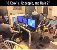"Halo, Video Games, and Good: ""8 Xbox's, 12 people, and Halo 2"" Back in the day... it was a good day. https://t.co/jJX026Kd3Z"