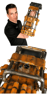 Tumblr, Blog, and Fallout: 80  120  1S0 novelty-gift-ideas:  Fallout Power Fist Replica