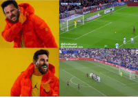 Be Like, Memes, and Audi: 80:54  FCB 3-1 CEL  Nuevo Audi A4 0m)  beko  OLIGA  BBVA  f TrollFootball  TheTrollFootball_Insta  BAR 0 O PSV  H Hotels.com Messi be like... https://t.co/l2lx4zFQfk