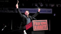 The WWE Network has been delayed in the UK 15 minutes before it was supposed to launch...: NTH  BAD NEWS  BARRETT The WWE Network has been delayed in the UK 15 minutes before it was supposed to launch...