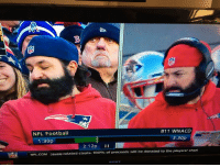 This is Hilarious 😂 Matt Patricia's doppelgänger: 811 WNACD  NFL Football  3:30p  1:30p  2:12p  II  NFL.COM  ause-related cleats. 1oo% of proceeds will be donated to the players' chari This is Hilarious 😂 Matt Patricia's doppelgänger