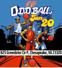 Dodgeball, Grandma, and Memes: 825 Greenbrier Cir P, Chesapeake, VA 23320 Virginia Beach! Come out to the Odd Future DodgeBall Event today. It starts at like 6:00 PM and it's free :) I'll be there probably tryna holla at some grandmas in my Dr. Scholls , oh yea, it's free 😊