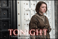 Who's ready to see Arya cross some names off her list? Game of Thrones Memes: TON GH  GAME OF THRO  SEASON 5 Who's ready to see Arya cross some names off her list? Game of Thrones Memes