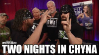 Wrestling, World Wrestling Entertainment, and Chyna: RAW  MS  TERIES  WRESTLINGMEMES  TWO NIGHTS IN CHYNA *shudders*