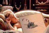 Girls, Drawings, and Girl: Draw me like you of your french girls. -JohnnyD