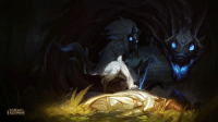League of Legends, Information, and Pictures: LEAGUE  EGEND New Champion - Kindred Comments for more pictures / information