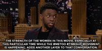 """Target, youtube.com, and Black: 8888888888""""  THE STRENGTH OF THE WOMEN IN THIS MOVIE, ESPECIALLY AT  THIS PARTICULAR TIME WHILE THE #METOO #TIMESUP. MOVEMENT  IS HAPPENING, ADDS ANOTHER LAYER TO THAT CONVERSATION <p><a href=""""https://www.youtube.com/watch?v=rYjTkiZ_2R0&t=19s"""" target=""""_blank"""">There is no denying the cultural impact of Black Panther!</a></p>"""