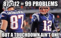 Gotta admit, the New England Patriots did look good tonight. Like Us NFL Memes Credit - Kevin Freeney: 84012 Egg PROBLEMS  BUT ATOUCHDOWNIAIN TONE Gotta admit, the New England Patriots did look good tonight. Like Us NFL Memes Credit - Kevin Freeney