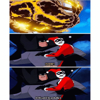 Too soon batman. Too soon.😂👏: PUDDIN  At this point he probably is Too soon batman. Too soon.😂👏