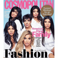 Americas first family: Easiest  Workout  Decode  for an  His  Epic Ass!  Craz  Mind  Tricks  America's  Firs  16 Pages!  Like  You've  Never  Seen  Them  Before  Fashion Americas first family