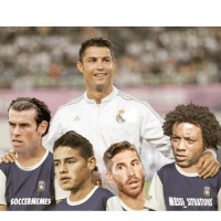 Real Madrid.... (Creds- @messi_situations ): SOCCER MEMES Real Madrid.... (Creds- @messi_situations )