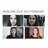 is it just me or is instagram very slow tonight: ANGELINA JOLIE AS A TEENAGER is it just me or is instagram very slow tonight