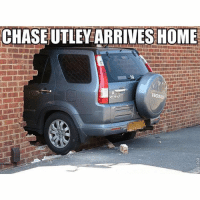 Mlb, Chase, and Game: CHASE UTLEY ARRIVES HOME  HON Chase Utley arrived home safely after last night's game