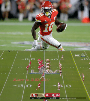9 catches. 105 yards. And one HUGE 44-yard catch.   Tyreek Hill's best plays from #SBLIV! 🐆  @cheetah | @Chiefs | #ChiefsKingdom https://t.co/n6hKi6m0xZ: 9 catches. 105 yards. And one HUGE 44-yard catch.   Tyreek Hill's best plays from #SBLIV! 🐆  @cheetah | @Chiefs | #ChiefsKingdom https://t.co/n6hKi6m0xZ