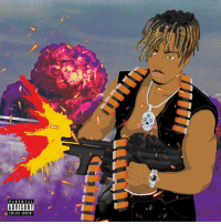 New music from Juice WRLD tonight 👀 @JuiceWorlddd https://t.co/QiLPrDGRXZ: 9  PARENTAL  ADVISORY  EXPLICIT CONTENT  0 New music from Juice WRLD tonight 👀 @JuiceWorlddd https://t.co/QiLPrDGRXZ