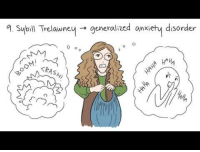 """Harry Potter, Tumblr, and youtube.com: 9. Subill Trelawneu generalized anxiety disorder  0  M!  SA  As <p><a href=""""https://dailypsychologyfacts.tumblr.com/post/167429519413/10-psychological-lessons-from-the-harry-potter"""" class=""""tumblr_blog"""">dailypsychologyfacts</a>:</p> <blockquote><p><b><a href=""""https://www.youtube.com/watch?v=qccFFSC6il0"""">10 Psychological Lessons from the Harry Potter Series 