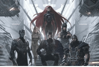 Imax, Memes, and Marvel: (9 The first two episodes of MARVEL'S THE INHUMANS will be in IMAX theatres for two weeks starting September 4, 2017! http://tinyurl.com/hzxs7ba  (Brian)