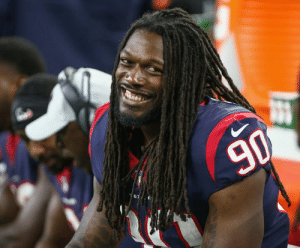 """Jay, Seahawks, and Texans: 90  E) Seahawks and Texans have """"agreed to trade parameters"""" on Jadeveon Clowney based on Clowney and other players passing physicals, per Jay Glazer"""