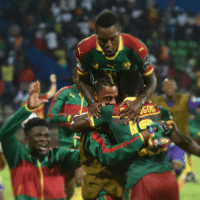 Memes, Ghana, and Confederate: 90gr Cameroon will face Egypt in the CAF Africa Cup of Nations final after a 2-0 win over Ghana. Who do you think will win the title and qualify for the FIFA Confederations Cup? Cameroon Ghana CAN2017 AFCON CAF Africa ConfedCup @caf_online
