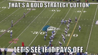 The Indianapolis Colts went full retard on this play. Like Our Page NFL Memes: THAT SABOLDSTRATEGY COTTON  LETS SEE IFIT PAYS OFF The Indianapolis Colts went full retard on this play. Like Our Page NFL Memes