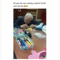 Follow me (@hangars) for more! 😂 Ignore • • • • • • funny memes meme comedy comics cool textpost textposts l4l likeforlike laugh funnypictures pictures funnymemes humor post relateable lol lmao laugh memez tumblr funnytumlr mood haha xd lmfao videos video vine: 92 year old man making a card for his 93  year old wife  ㄩ Follow me (@hangars) for more! 😂 Ignore • • • • • • funny memes meme comedy comics cool textpost textposts l4l likeforlike laugh funnypictures pictures funnymemes humor post relateable lol lmao laugh memez tumblr funnytumlr mood haha xd lmfao videos video vine
