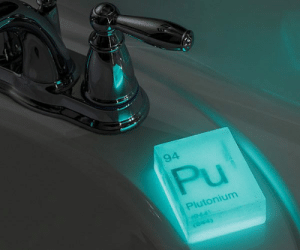 Soap, Com, and Ideas: 94  Pu  Plutonium   Nuclear Element Soap Bar
