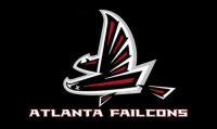 Atlanta Falcons release new logo after getting blown out by the Carolina Panthers. Like Our Page NFL Memes: ATLANTA FAIL CONS Atlanta Falcons release new logo after getting blown out by the Carolina Panthers. Like Our Page NFL Memes