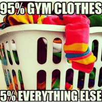 Need new gym clothes? @apparel_dye has you covered ✔: 95% GYMICLOTHES  5% EVERYTHING ELSE Need new gym clothes? @apparel_dye has you covered ✔