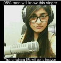 Pepperoni tits herself: 95% men will know this singer  The remaining 5% will go to heaven Pepperoni tits herself